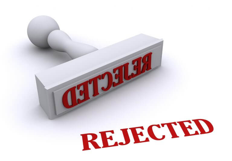 Rejected Divorce Judgment