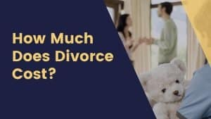 5 Stages - Uncontested Divorce  - Total Fees & Costs - Payment Plan