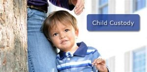 CHILD CUSTODY in CALIFORNIA