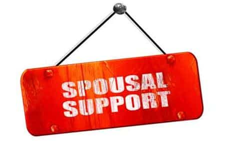 Spousal Support California