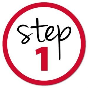 Step 1 Divorce