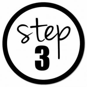 3 Step Divorce