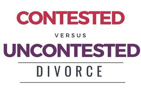 Uncontested Vs Contested Divorce - Don Glass, Attorney