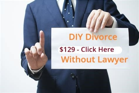 If You can not afford a Lawyer, DIY Divorce is Available Here