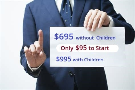 We are the Lowest Flat Fee Law Firm in California for Uncontested Divorce.  Welcome to the End of your Search.